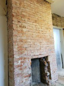 Cranberry Township fireplace brkc